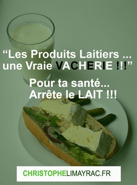 Les Produits Laitiers Une Vraie Vacherie !